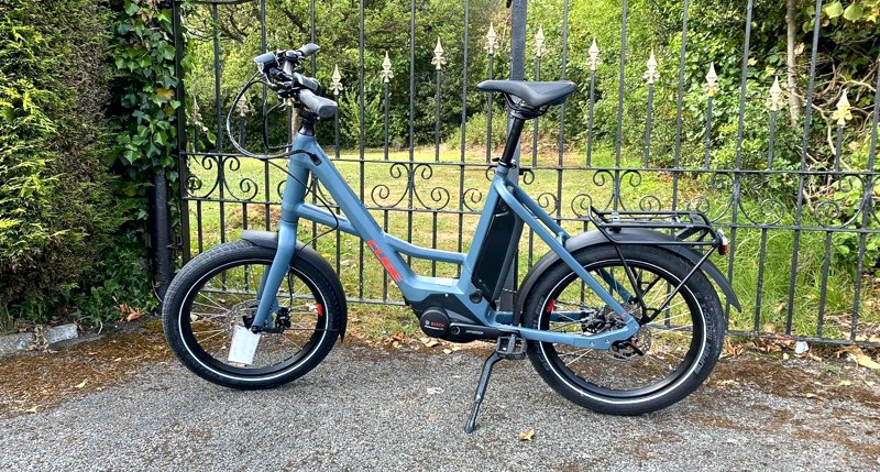 ebikes ideal for motorhomes!