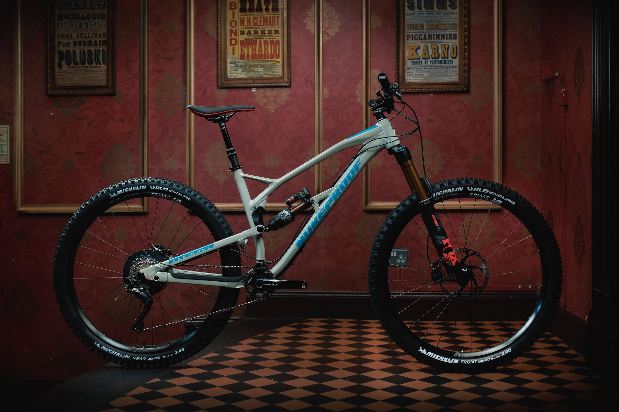 Nukeproof Mega Factory 290, 2019 models now at Life on Wheels