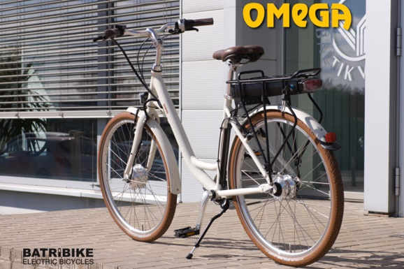 Batribike Omega Electric, eBike store, Life on Wheels
