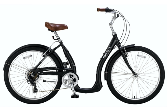 Easy Boarding Series of bikes ideally suited for the mobility impared