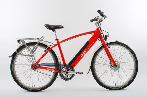 Emu Crossbar electric bike, eBike shop, Life on Wheels