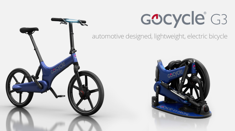 Gocycle electric bike, eBike shop, Life on Wheels