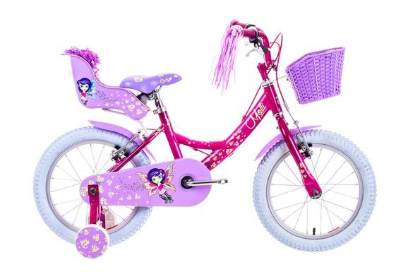 Molli 16, Raleigh Bike for girls, Life on Wheels