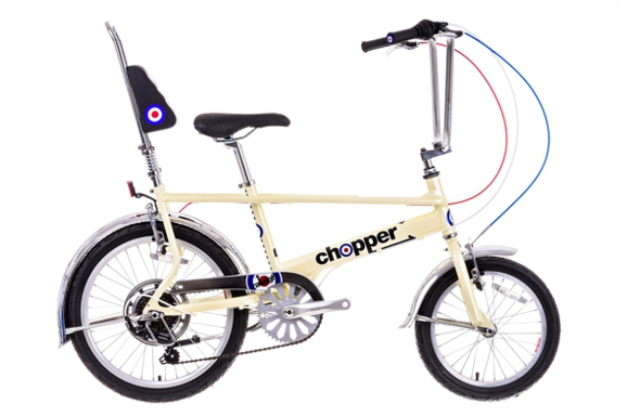 Raleigh Chopper, Retro Bike, Life on Wheels