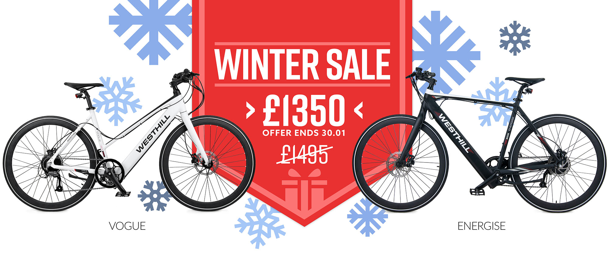 Ebike sale now on, 0% finance available. Life on Wheels, Cycle Shop Holywell, Flintshire