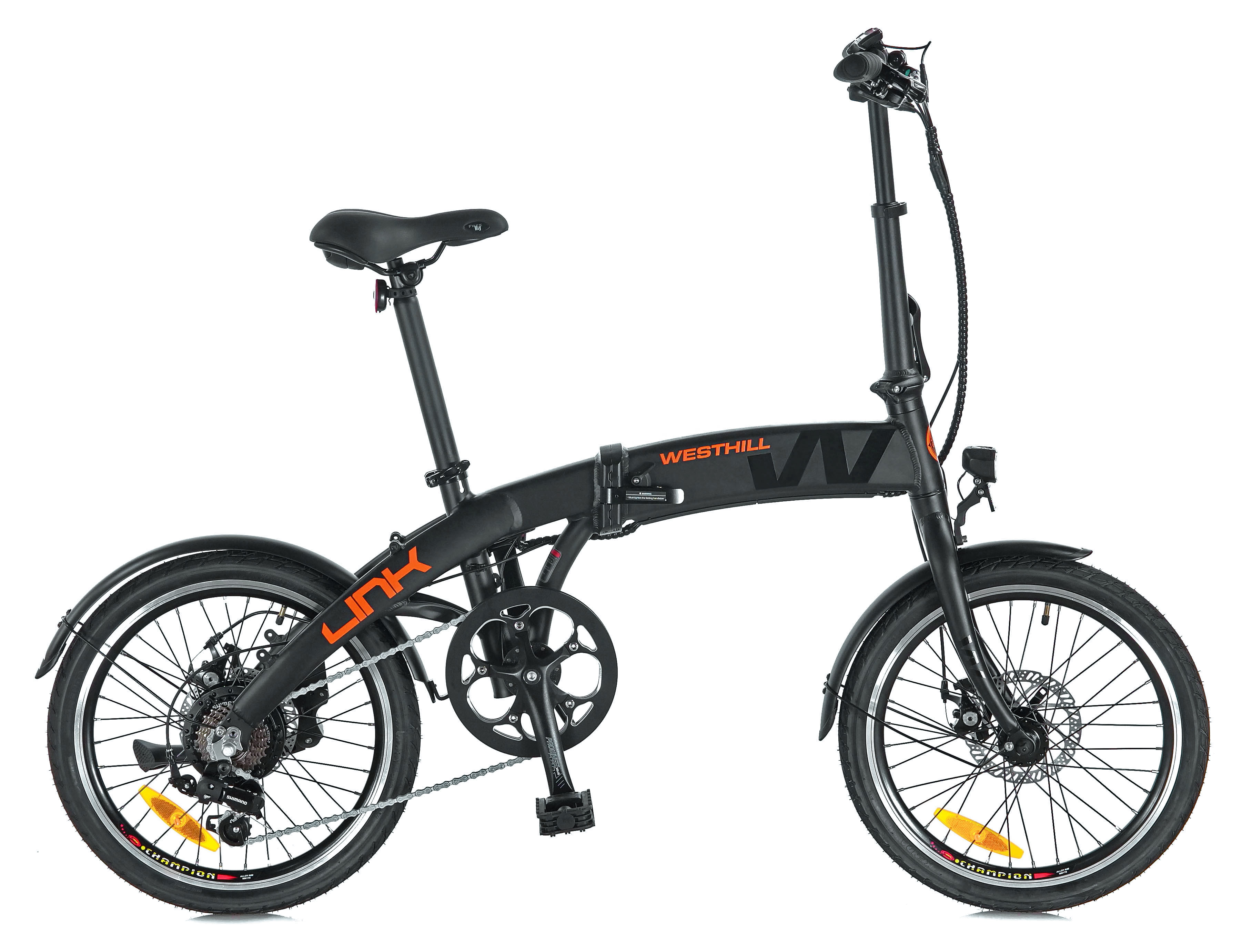 New Link Folding ebike from Life on Wheels, Cycle Shop Holywell, Flintshire