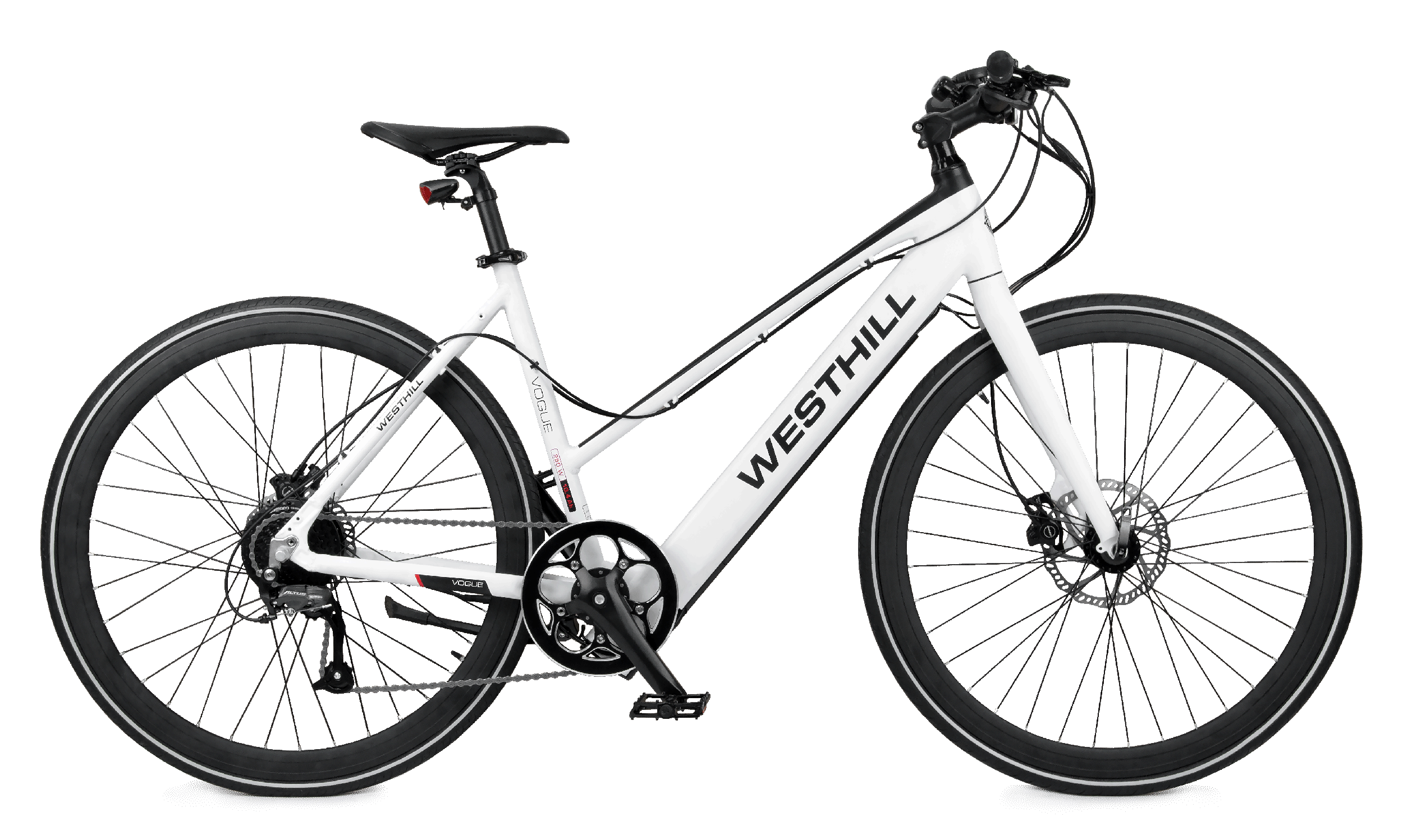 Ghost Westhill ebike, Life on Wheels