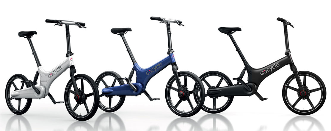 Where to buy a Gocycle in North Wales
