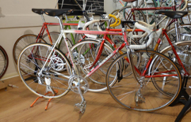 Vintage and Classic pedal cycles