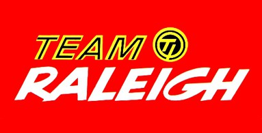 Stockist of team Raleigh vintage bikes, Life on Wheels, near me